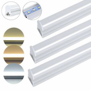 10x 100CM 18W T5 LED Röhre Tube Röhrenlampe Tube Lamp Leuchtstoffröhre Warmweiß
