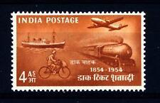 INDIA - 1954 - Centenario dei Francobolli indiani