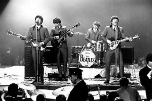 The-Beatles-Live-24x36-inch-rolled-wall-poster