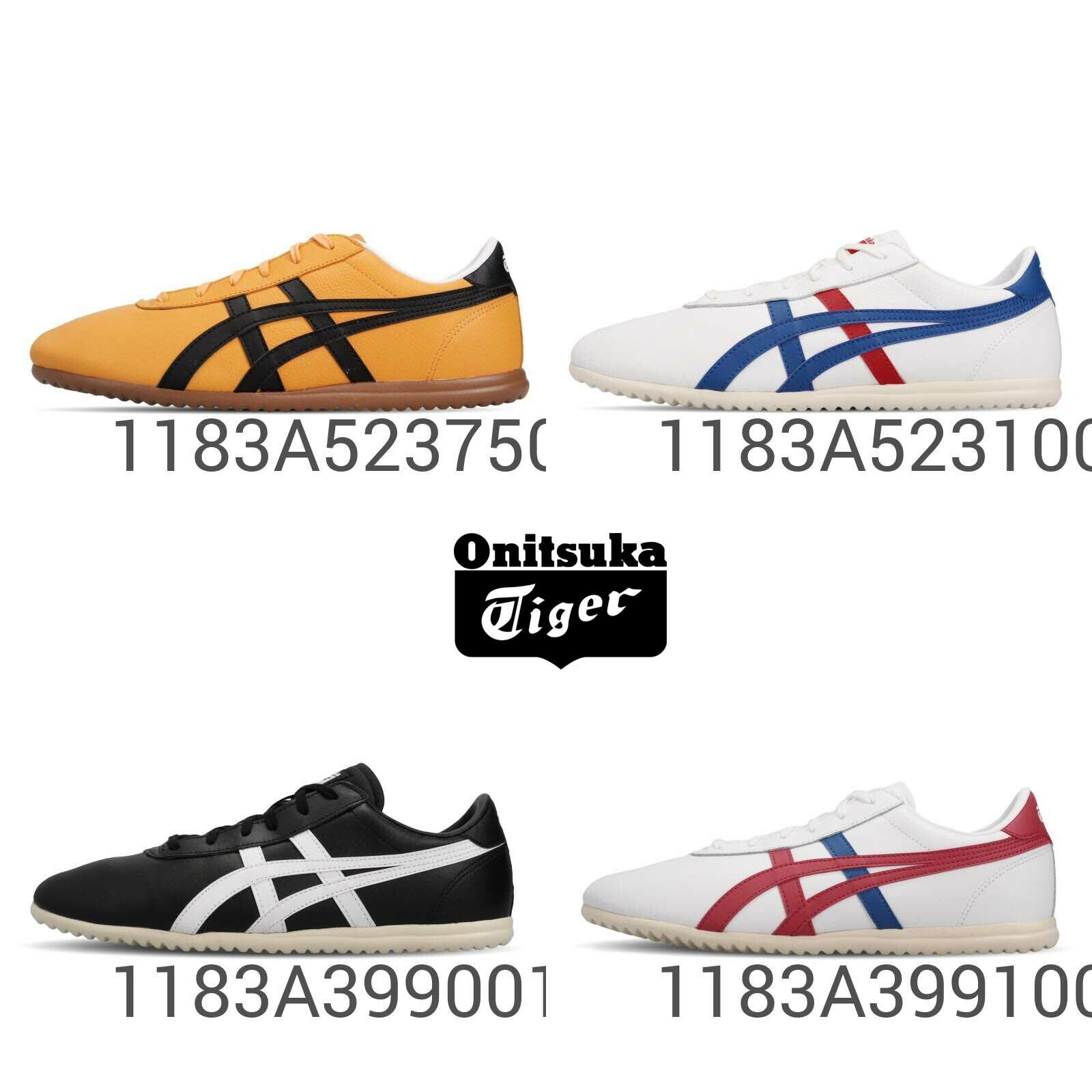 Asics Onitsuka Tiger Tai Chi Reb Mens Womens Classic Wushu Shoes Pick 1