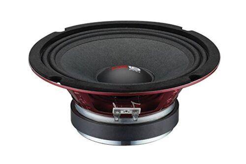 "Set of 4 4 DS18 PRO-X8M 8/"" Midrange Speaker 1,100W Max 8 Ohm 8 inch Midbass"
