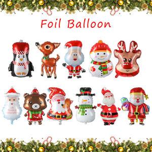 Un-cadeau-Fete-du-nouvel-an-Buck-Decoration-de-Noel-Pere-Noel-Helium-ballon