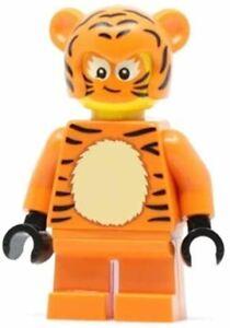 LEGO-CITY-TIGER-CUB-Costume-Ragazza-Esclusivo-minifigura-CON-SACCHETTO