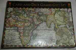 Robert-Frederick-Limited-Card-and-Dice-Games-Gift-Set-2003-New