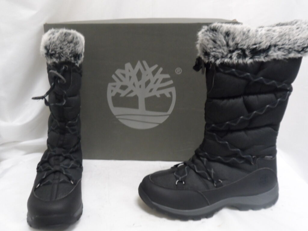 785f00a29 Timberland Chillberg Over The Chill 2160r Women's Black Waterproof ...