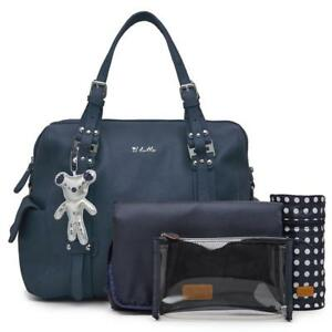 Baby Changing & Nappies Honey Baby Il Tutto Lola Baby Changing Nappy Bag