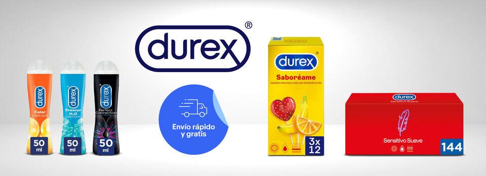 Comprar - Disfruta de tu pareja con Durex