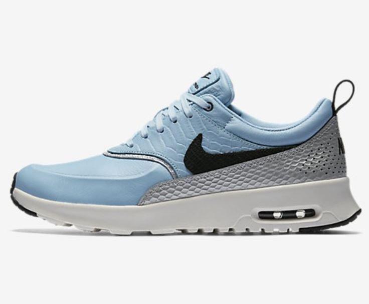 Nike Air Max Thea LX LUX T 36 36,5 38,5 Mica bleu Light Bleu 881203 400