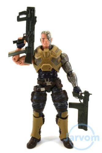 """Marvel Legends 6/"""" Inch Juggernaut BAF Wave X-Men Cable Loose Complete"""