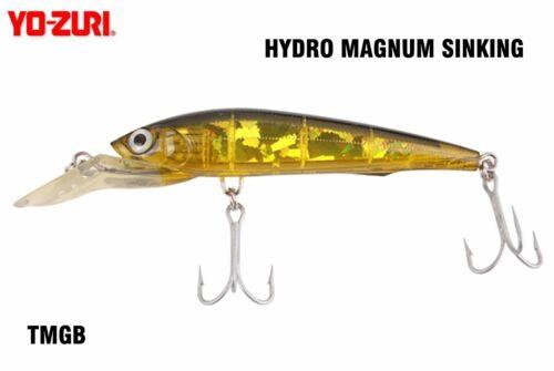YO-ZURI HYDRO MAGNUM SINKING R388 tmgb 180 mm 95 g Sinking New Never used