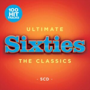 Ultimate 60s - The Classiques - Neuf CD
