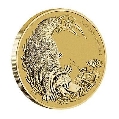 PNC Australia 2013 Australian Bush Babies PLATYPUS Perth Mint $1 Coin