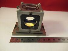 Hp 10706a Plane Mirror Interferometer Laser Optics Hewlett As Pictured Amp8 A 45