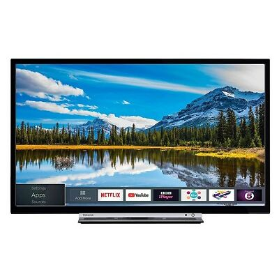 Toshiba 32L3863DBA 32 Inch SMART Full HD LED TV Freeview Play Alexa Support