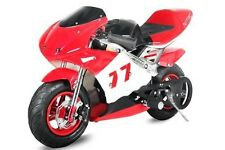 Pocketbike 49cc PS77 Minibike Racing Crissbike Bike