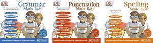 DK-GRAMMAR-PUNCTUATION-SPELLING-MADE-EASY-3-JC-Bundle-Dorling-Kindersley