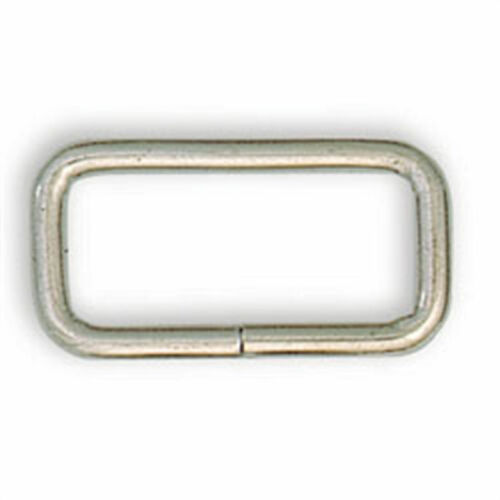 """Strap Keeper Formed Loop 3//4/"""" 10 Pack 1137-03 Tandy Leather Craft"""