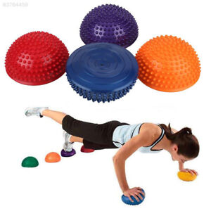 9E28-Yoga-Ball-Massage-Foot-Pad-Point-Half-ball-Balance-Trainer-Equipments