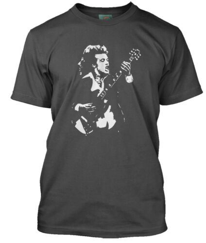 Angus Young inspired AC//DC Men/'s T-Shirt