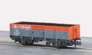 Peco-NR-11R-N-Gauge-BR-Railfreight-Open-Wagon