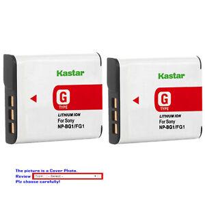 Kastar-Replacement-Battery-for-Sony-NP-BG1-NPBG1-Sony-Cyber-shot-DSC-T100-Camera