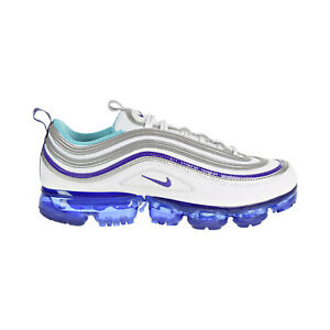 207359bf566 Nike Air Vapormax  97 Men s Shoes White Aqua Varsity Purple AJ7291 ...