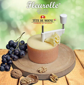 profi tete de moine k sehobel fleurolle fromage tradition girolle slicer avion ebay. Black Bedroom Furniture Sets. Home Design Ideas