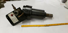 Haas 5c Pneumatic Collet Closer With Plate Amp Control Unsure Model Shelf A6