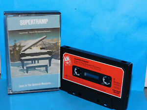 K7-Audio-Tape-Supertramp-Even-in-the-Quiestest-Moments-1977