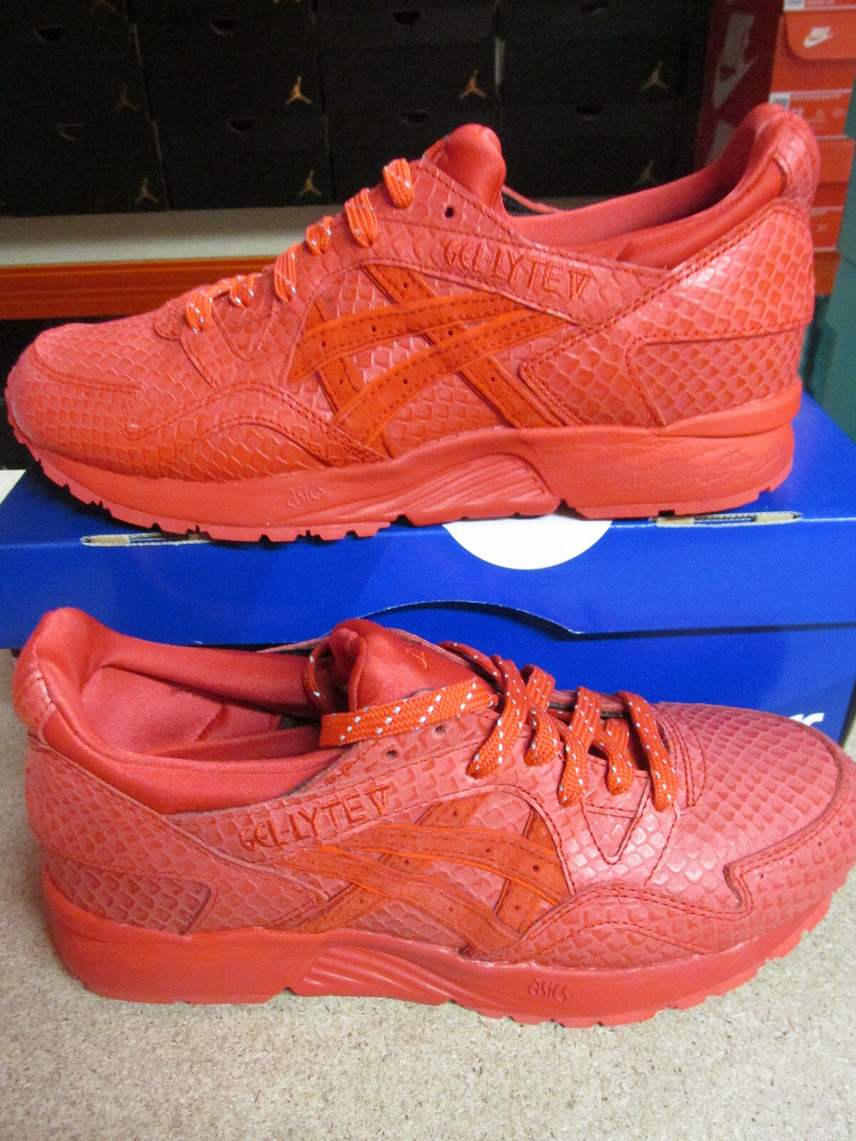 Asics Gel-Lyte V Hombre Running Trainers H51EK 2727 Sneakers Zapatos Zapatos Zapatos fc7c8c
