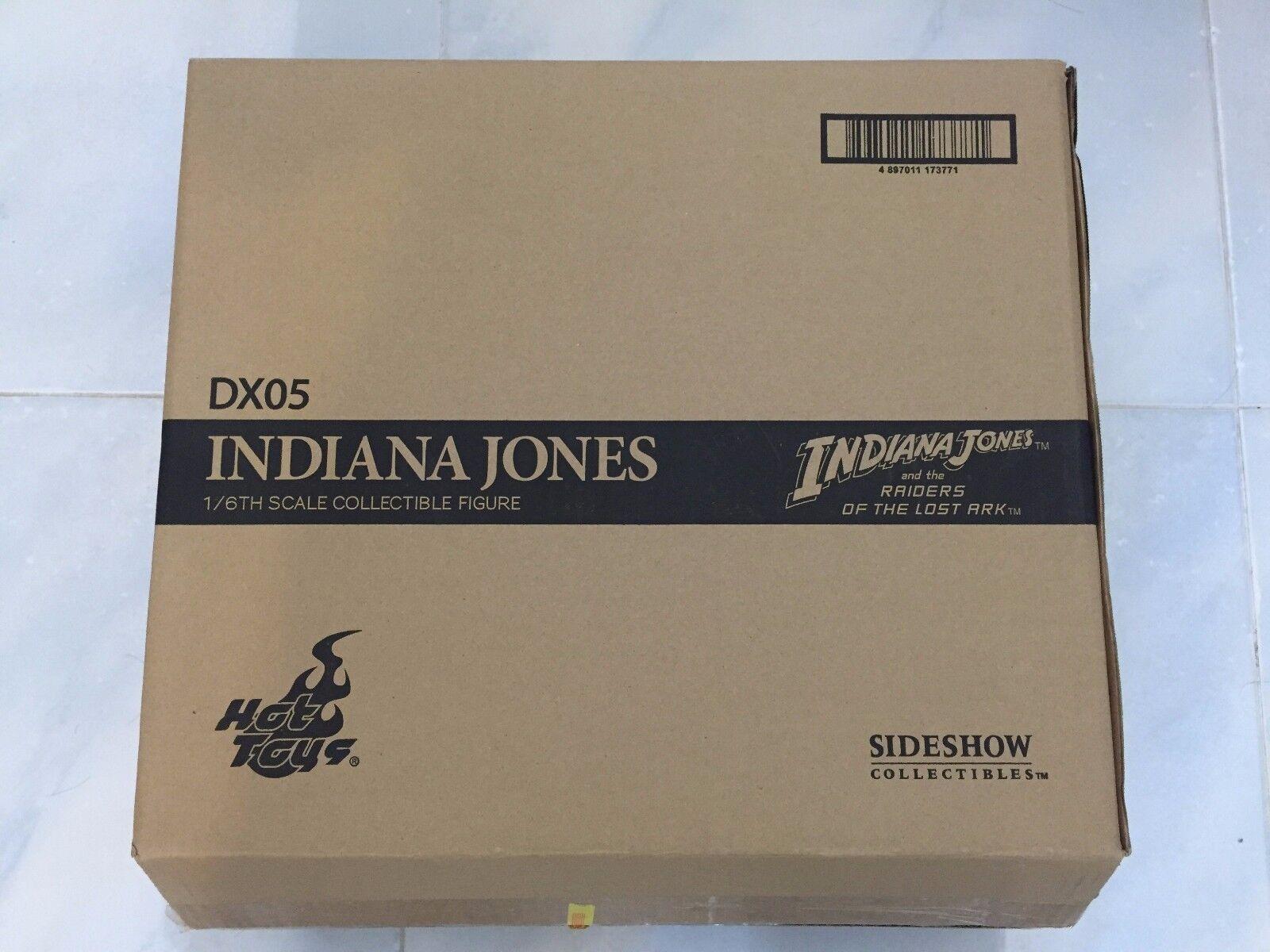 Caliente  giocattoli DX05 DX 05 Indiana Jones Raiders of the Lost Ark Harrison Ford OPEN  autentico online