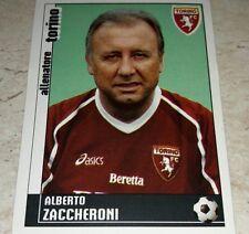 FIGURINA CALCIATORI PANINI 2006/07 TORINO ZACCHERONI  ALBUM 2007