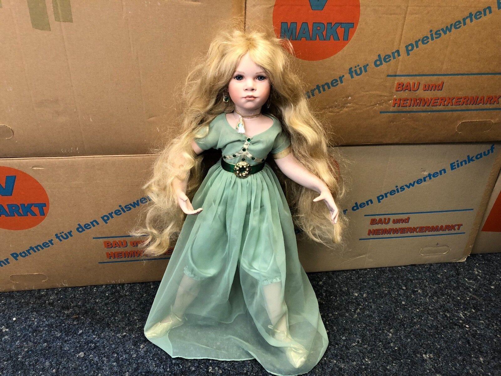 Il Kase Lepp bambola di porcellana 70 cm.
