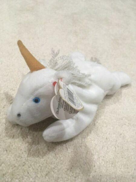 Unicorn beanie  toddler beanie  knitted unicorn beanie  gold unicorn beanie hat  white beanie  child\u2019s unicorn beanie