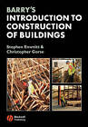 Barry's Introduction to Construction of Buildings by Christopher A. Gorse, Stephen Emmitt (Paperback, 2004)