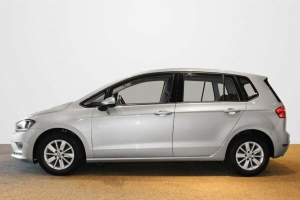 VW Golf Sportsvan 1,4 TSi 125 Comfortline BMT - billede 1