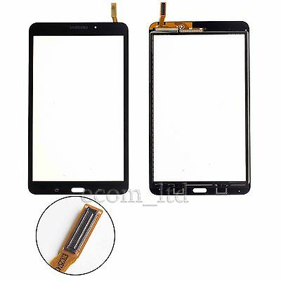 "Samsung Galaxy Tab 4 T231 7"" Black Digitizer Touch Screen Glass Lens SM-T231 7.0"