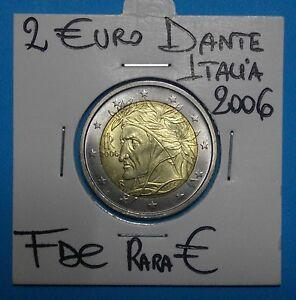 2€ ITALIA DANTE 2006 FDC FIOR DI CONIO RARA SIGILLATA OBLO COMPRA SUBITO - Italia - 2€ ITALIA DANTE 2006 FDC FIOR DI CONIO RARA SIGILLATA OBLO COMPRA SUBITO - Italia