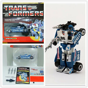 Re-issue Transf... G1 Transformers Mirage Review