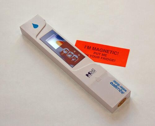HM Digital mètre ap-2 Température /& conductivité Appareil de mesure 2 in 1 Original