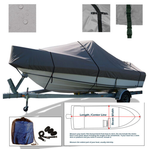 Pursuit 235 Offshore Cuddy O//B Trailerable Fishing boat cover grey