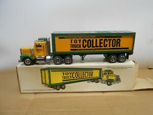 1995 toy truck collector limited edition 18 wheel box trailer 1 of 5000