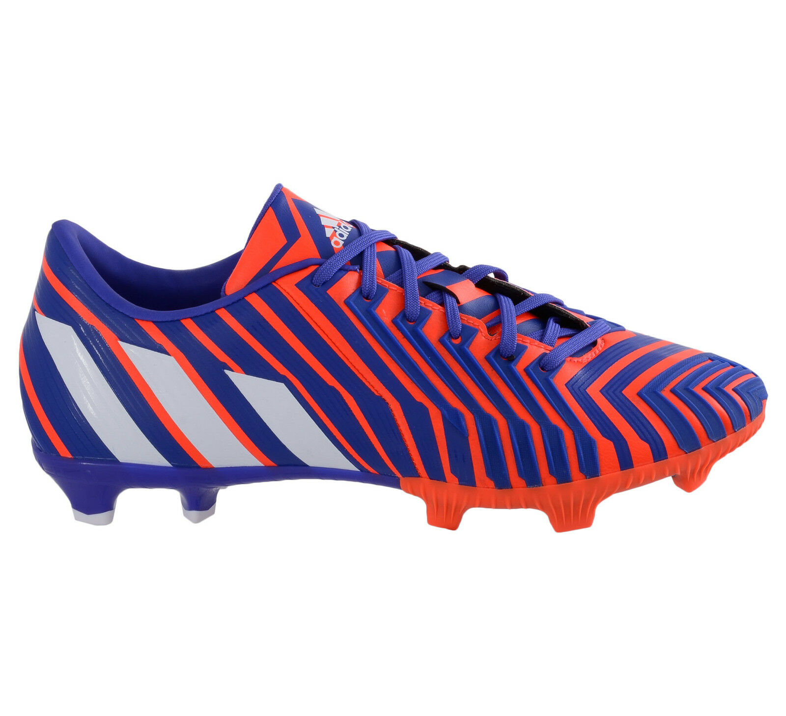 Adidas Predator Absolion Instinct FG red white purple [B35462]