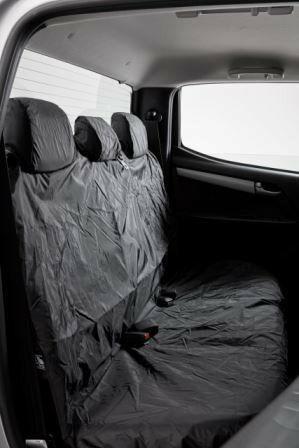 Genuine Isuzu D-Max Rear Bench Waterproof Seat cover IACC2732
