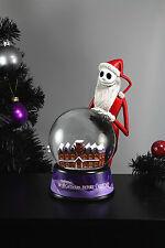 NECA Nightmare Before Christmas CHRISTMAS TOWN JACK Snow globe Waterball NBX Bub
