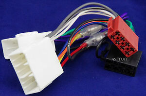 image is loading iso-wiring-harness-loom-plugs-ford-falcon-ef-