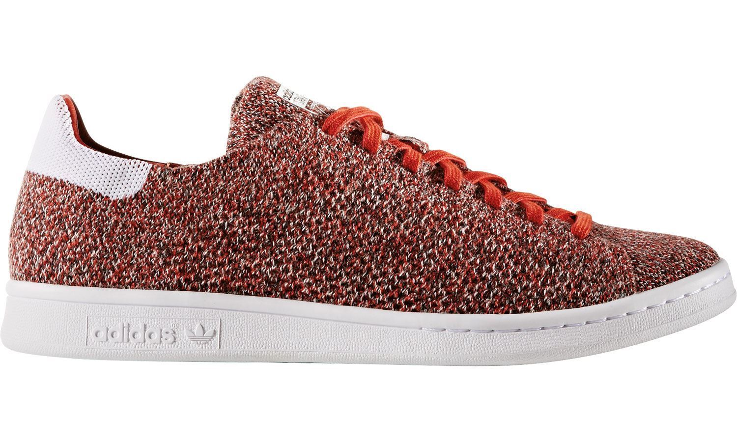 SALE Adidas - STAN SMITH PK Men's Trainer Red (S80068)