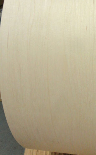 "Maple wood veneer edgebanding 2.25/"" x 84/"" preglued with hot melt adhesive"