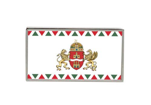 Hungary Flag Lapel Pin Badge Budapest