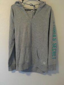 clair capuche et gris Angel Nwot turquoise à logo Sweat S taille Victoria's Secret avec ymNw8nv0O